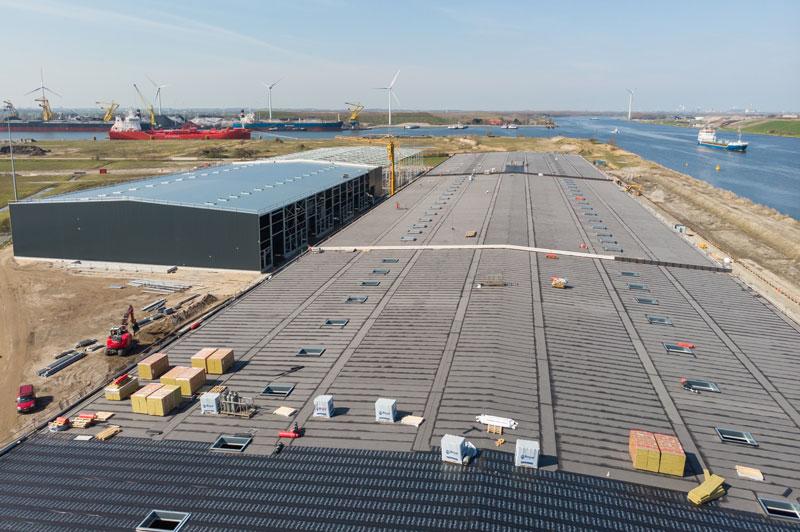 Falcon Terminal Amsterdam